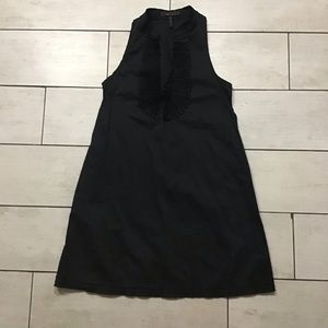 BCBGMaxazria Black Sleeveless Dress